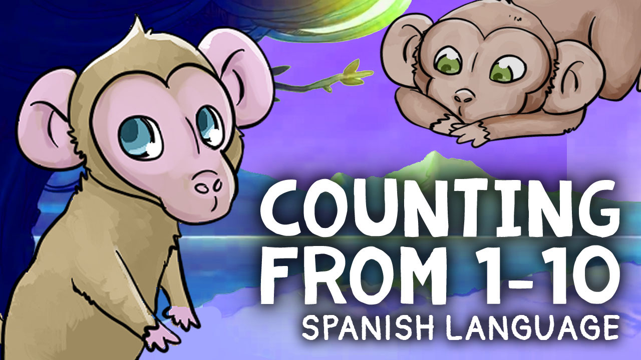 Spanish Numbers 1-10 Song