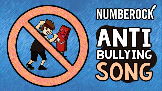 Anti Bullying Song For Kids: A Music Video to Promote the Nationally Bullying Prevention Month Campaign