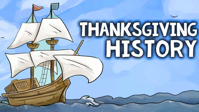 Thanksgiving Day History Song - Video by NUMBEROCK