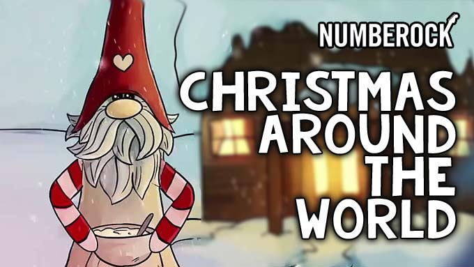 Christmas Around the World Song by NUMBEROCK