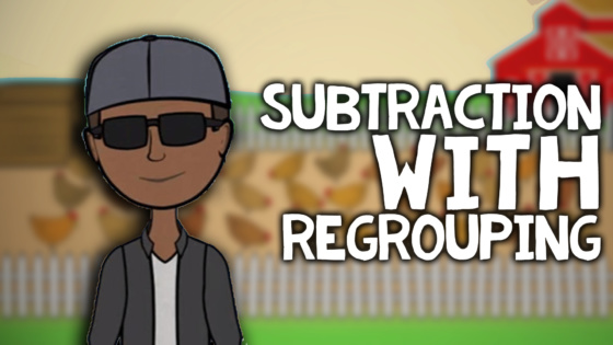 Subtraction with Regrouping Song | Video With Lesson Plan, Worksheets, and Anchor Chart
