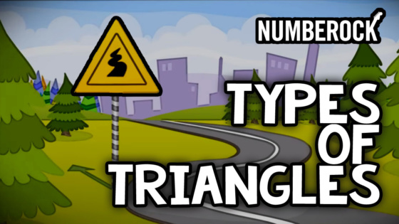 Types of Triangles Song with Video-Based Activities like Worksheets, Exit Quizzes and Anchor Charts