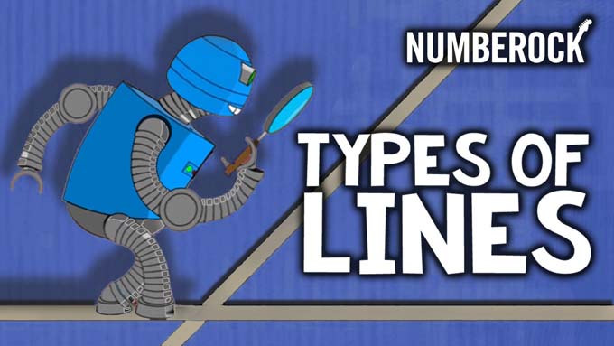 Types of Line Song | Numberock Video