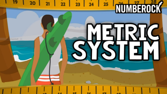Metric System Song by Numberock | A Video with Lesson Plan, Worksheets, and Anchor Chart