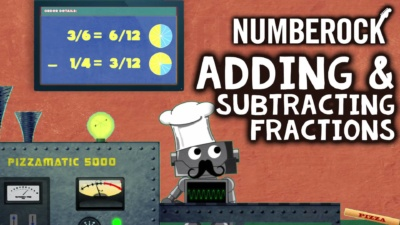 Adding Fractions and Subtracting Fractions with Unlike Denominators