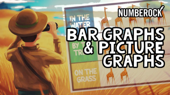 Bar Graphs and Picture Graphs Song by Numberock | A Data and Graphing Video