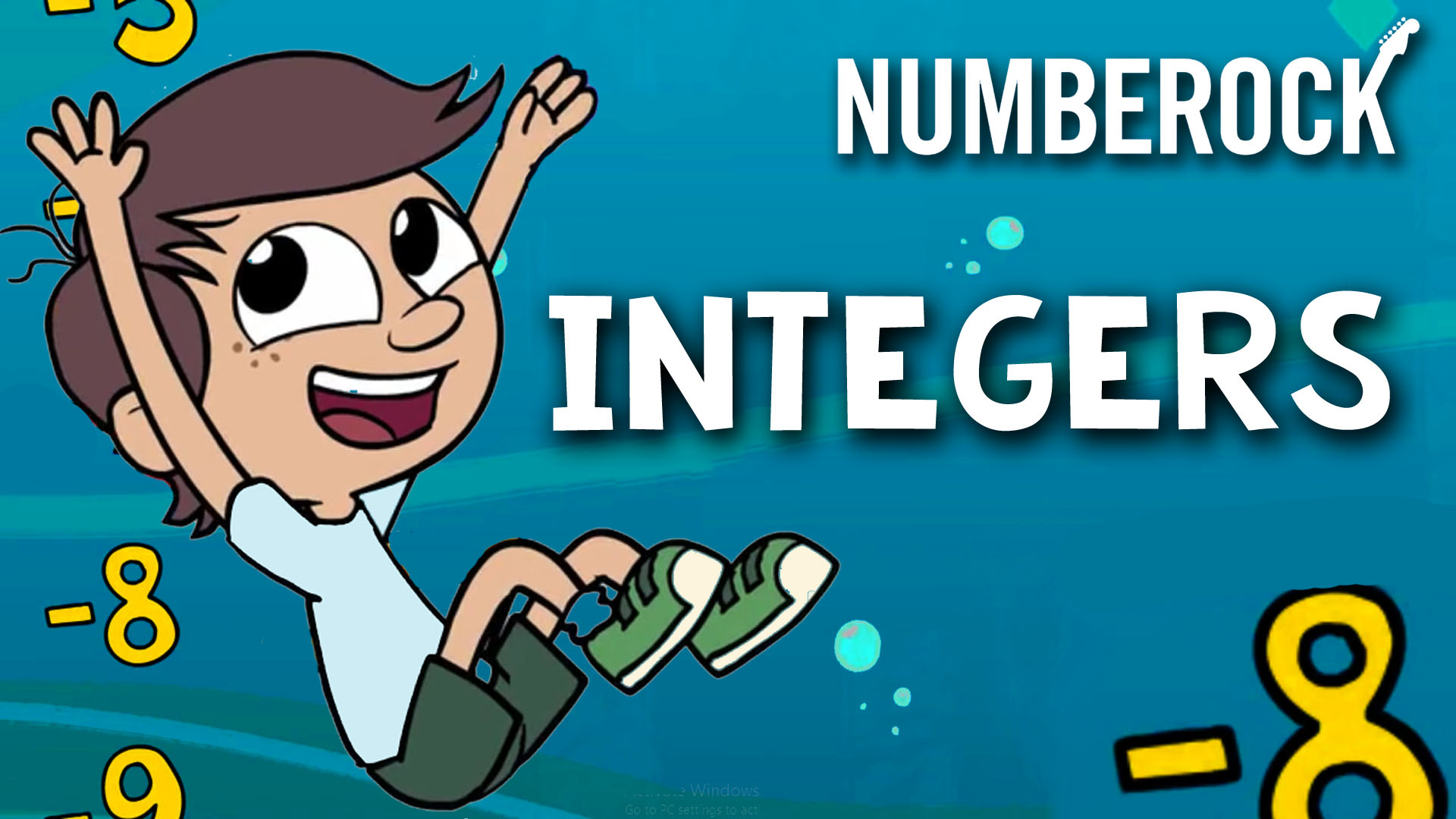 Prime Numbers, Composite Numbers, Square Numbers by NUMBEROCK