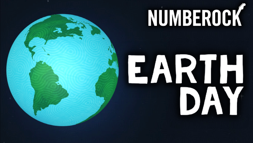 Earth Day Song by NUMBEROCK