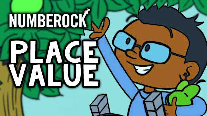 Place Value Song - a Numberock Video