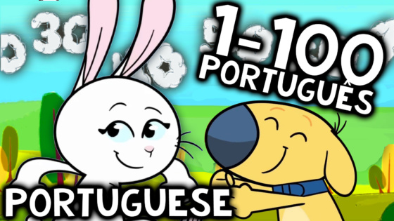 Counting to 100 in Portuguese