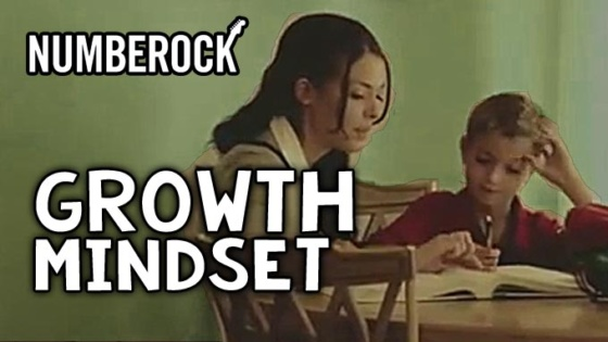 Growth Mindset Song - Video by NUMBEROCK