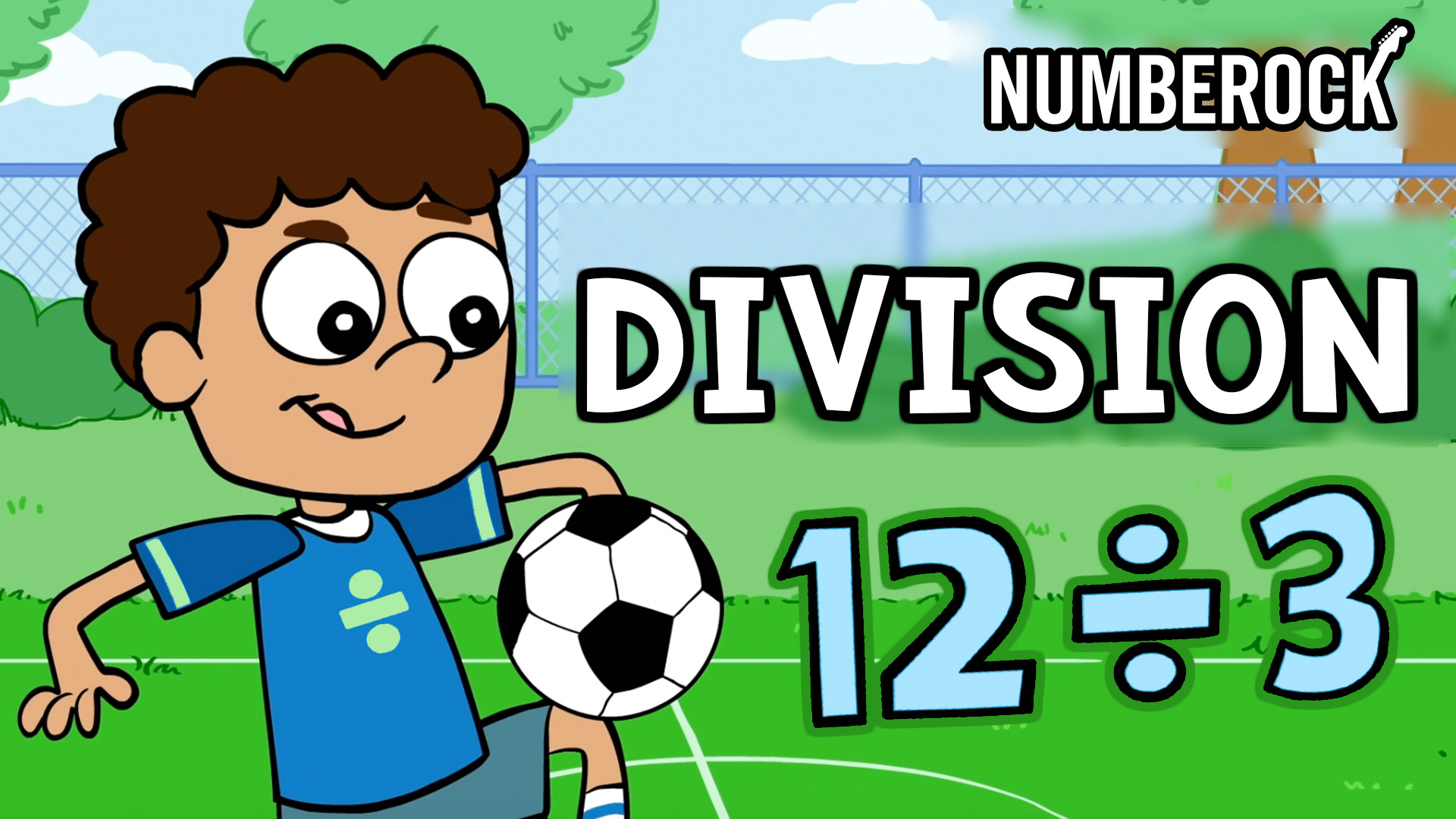Basic Division Song and Repeated Subtraction Division